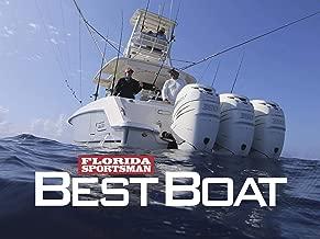 Florida Sportsman Best Boat - Season 4