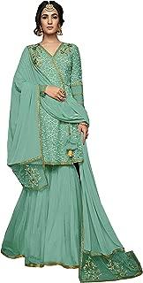 ARIA FABRICS Net Salwar Suit