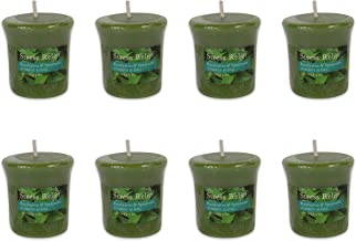 DII Z02100 Single Wick Evenly Burning Highly Scented Stress Relief Votive Candle for Wedding, Birthday, Holiday, and Home ...