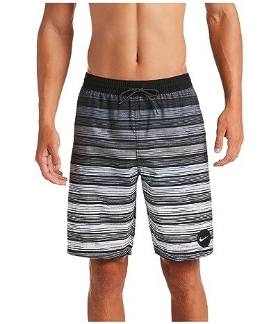 Nike 9 6:1 Stripe Breaker Volley Shorts (Black) Men