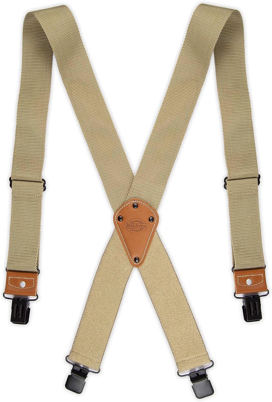 Dickies Men's Industrial Strength Suspenders