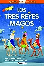 Los tres Reyes Magos (Aprendo a LEER con Susaeta - nivel 0) (Spanish Edition)