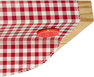 STAUBER Best Tablecloth Holder Clips - Magnetic Clamps! (6 Pack, Sunset)