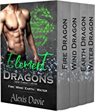 Element Dragons: Shifter Romance Collection