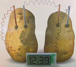 Creative Motion Generate Electricity Clock