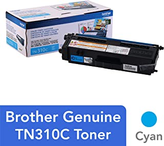 Toner Brother TN 310/ Ciano/ Cartucho Original