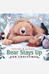 Bear Stays Up for Christmas (The Bear Books) Kindle Edition