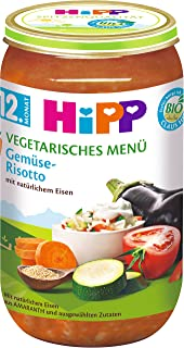HiPP 喜宝蔬菜Risotto 全餐蔬菜泥,6罐(6 x 250克)