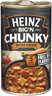 Heinz Big 'N Chunky Butter Chicken Canned Soup, 535g