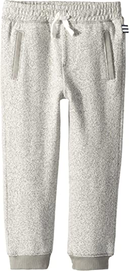 Marled Fleece Joggers (Toddler)