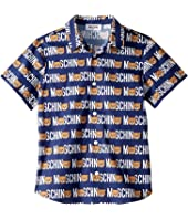 Moschino Kids - Toy Print Tee (Big Kids)