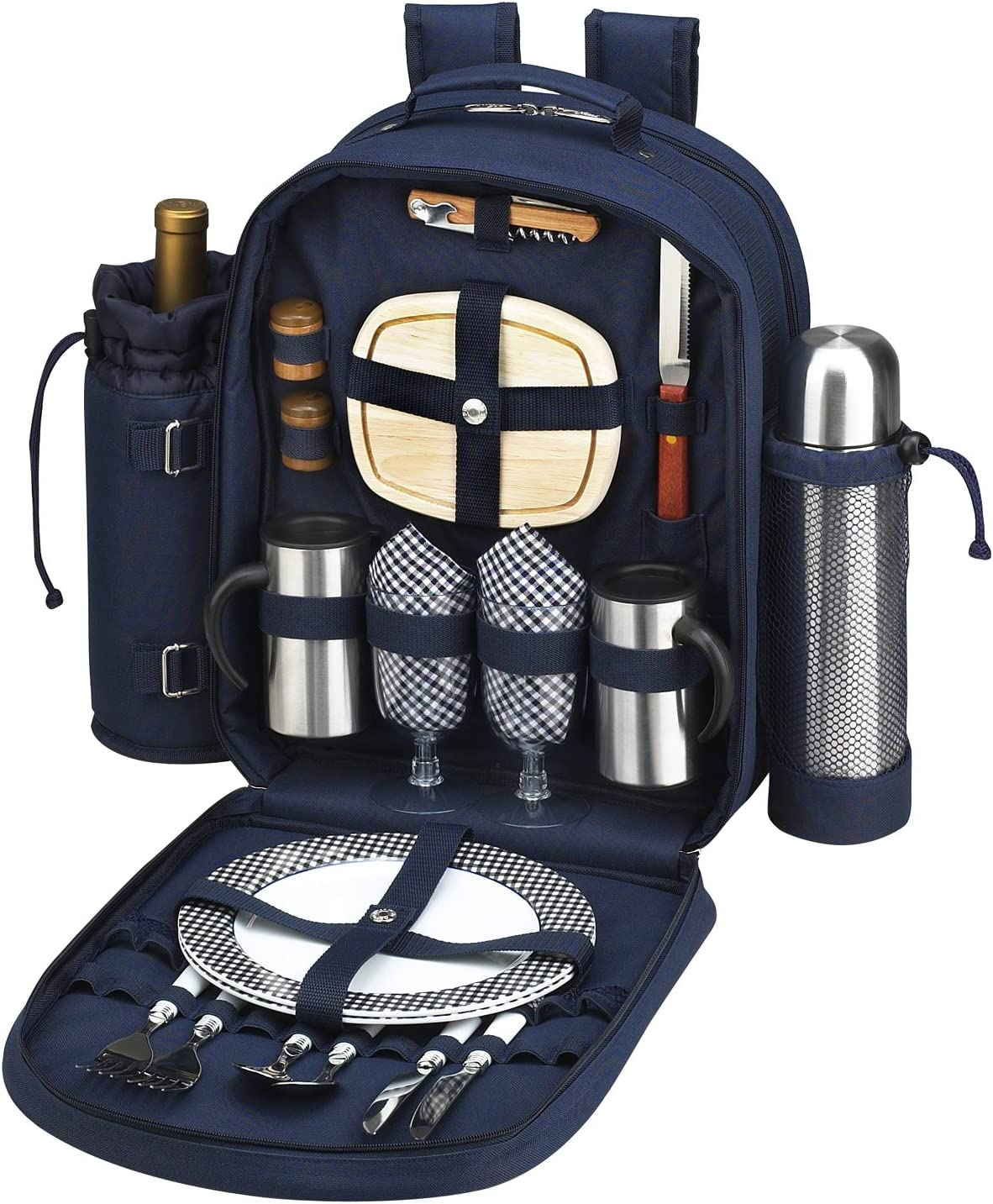 Picnic at Ascot Original Equipped 2 Person Clearance SALE! Limited time! Direct store with Backpack