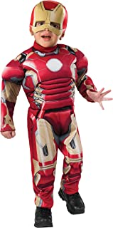Iron Man Toddler Costume with Mask