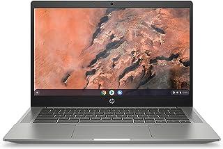 "HP Chromebook 14a-na0006ns - Ordenador portátil de 14"" FullHD (Celeron N4020, 4GB de RAM, 64GB Emmc, Gráficos Intel UHD, s..."