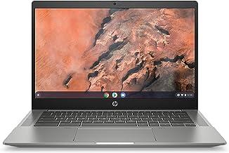 """HP Chromebook 14a-na0006ns - Ordenador portátil de 14"""" FullHD (Celeron N4020, 4GB de RAM, 64GB Emmc, Intel Uhd Graphics, s..."""