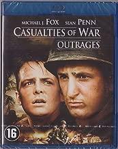 Casualties of War [ Blu-Ray, Reg.A/B/C Import - Netherlands ]