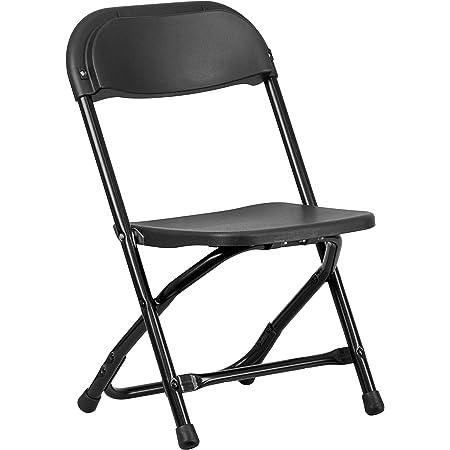 Kids Blue Plastic Folding Chair Flash Furniture 10 Pk