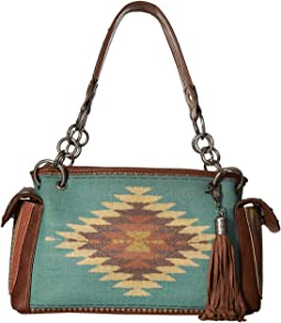Zapotec Satchel