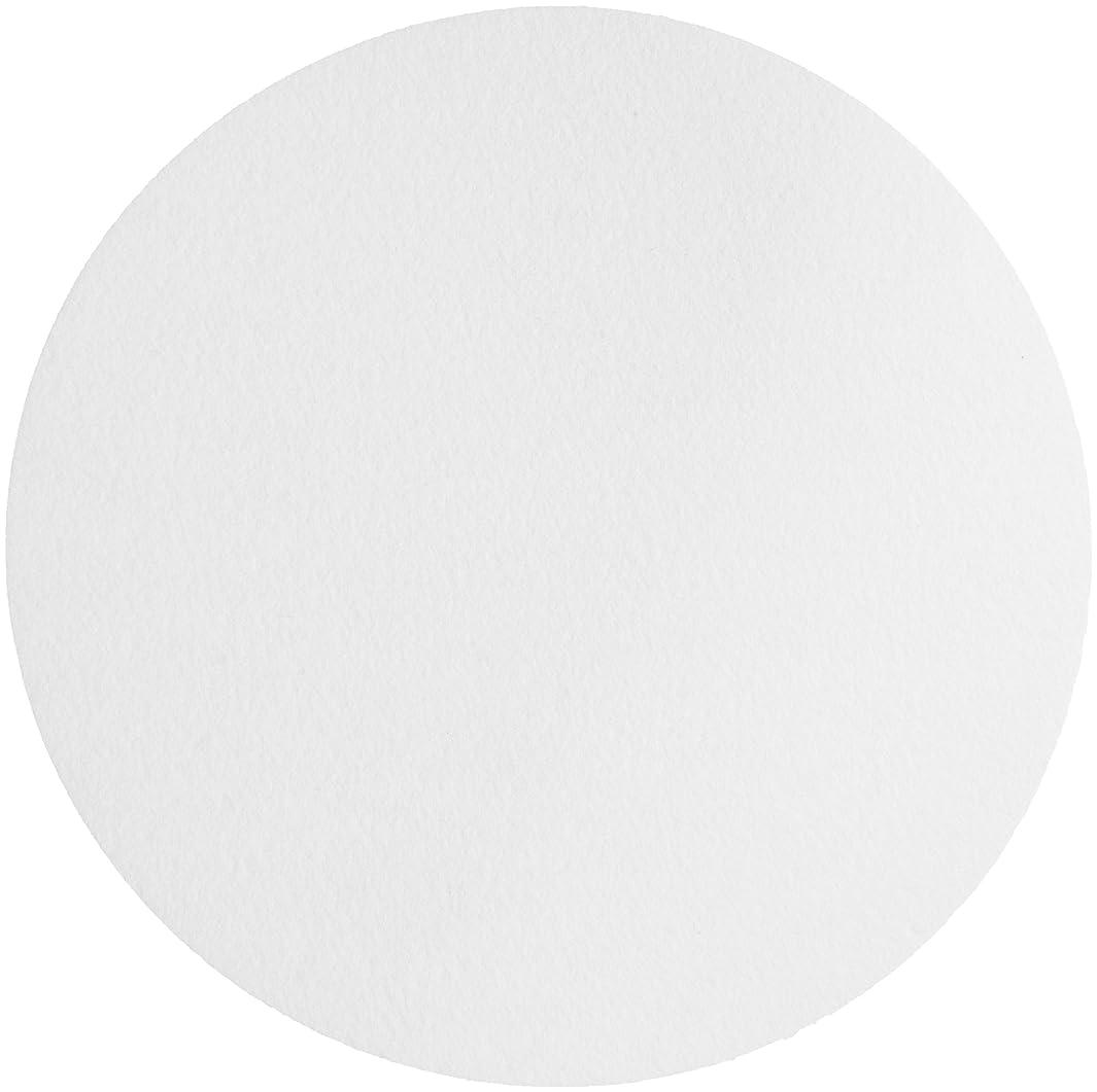 Whatman 1440-6168 Ashless Quantitative Filter Paper, 45.0cm Diameter, 8 Micron, Grade 40 (Pack of 100)