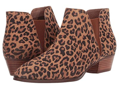 Seychelles Waiting For You (Leopard Suede) Women