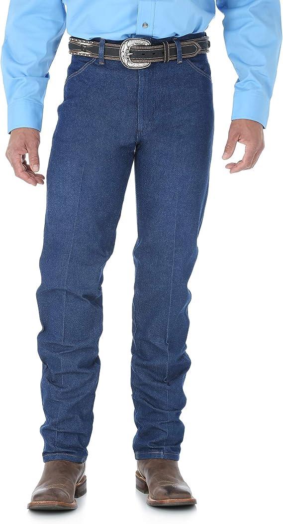 Amazon Com Wrangler Pantalones Vaqueros De Ajuste Original Para Hombre Clothing