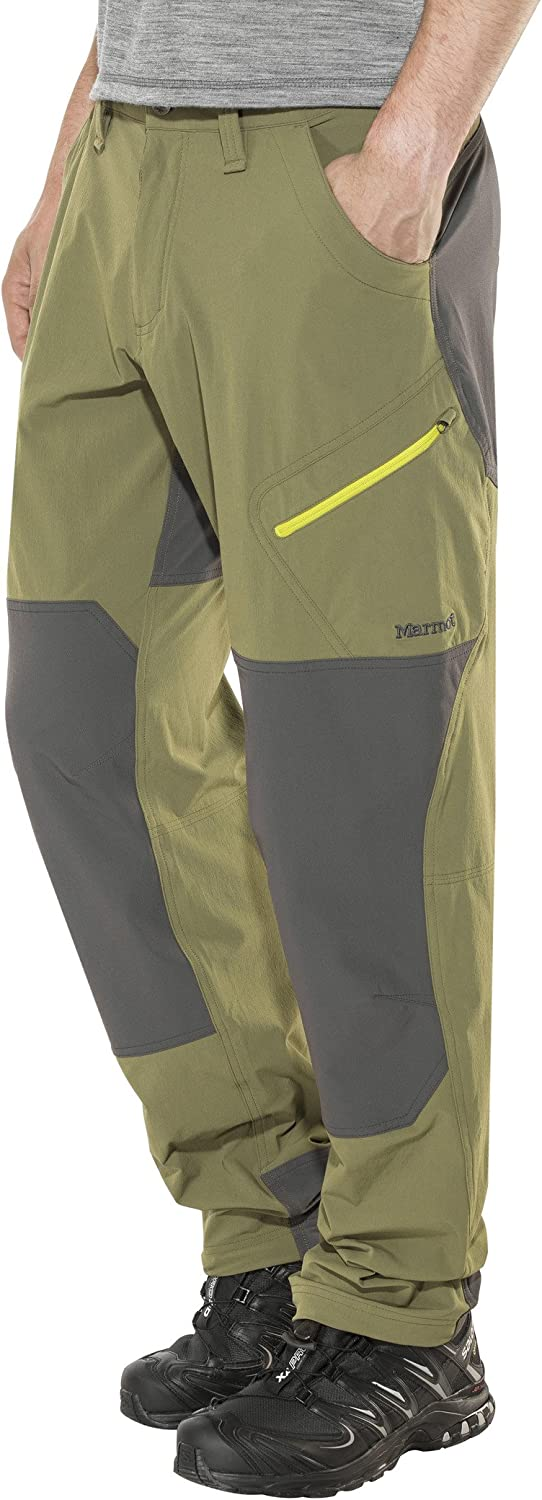 Marmot Limantour Pant Burnt Olive Regular Leg Length