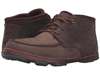 OluKai Hamakua (Dark Wood/Toffee) Men