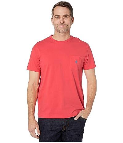 Polo Ralph Lauren Classic Fit Pocket Tee (Racing Red) Men
