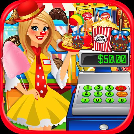 Fair Food Supermarket Simulator - Kids Prize Claw, Dessert Food & Carnival...