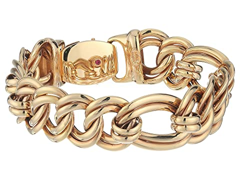 Roberto Coin 18K Flat Curb Link Bracelet