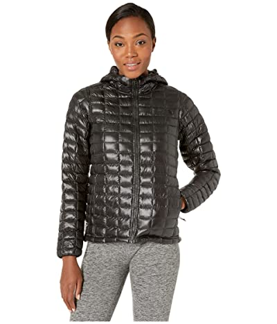 The North Face ThermoBalltm Eco Hoodie (TNF Black) Women