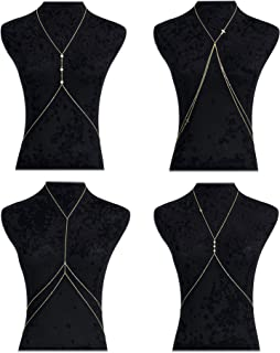 Best gold plated belly chain Reviews