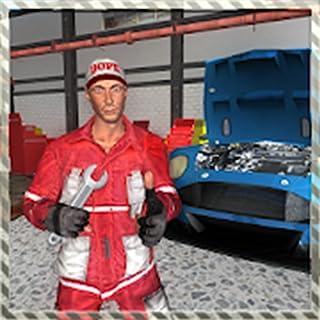 Real Car Mechanic Workshop Sim