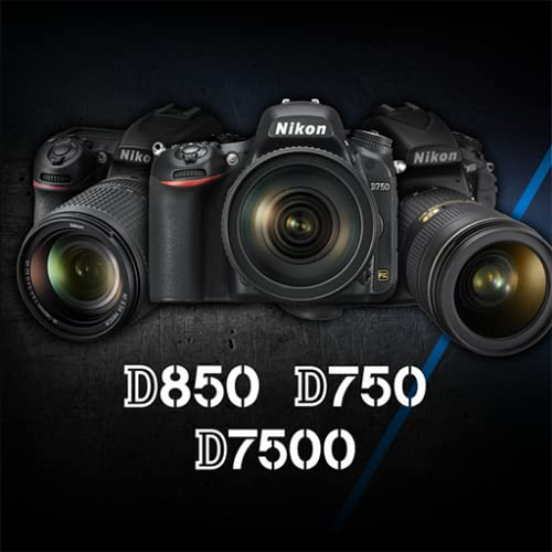 Cam Pro for D750 D850 D7500