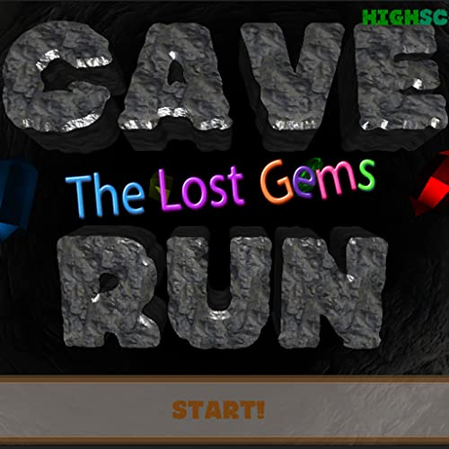 Cave Run - The Lost Gems - SPECIAL EDITION LIMITED TIME RELEASE