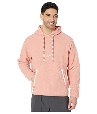 Nike Cozy Hoodie (Pink Quartz/Sail) Men