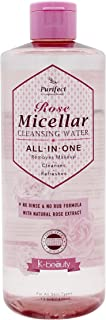 Purifect by Symphony Beauty Rose Micellar Cleansing Water, 400 mL