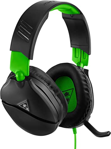 Turtle Beach Recon 70X Casque Gaming - Xbox One, Nintendo Switch, PS4, PS5 et PC