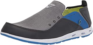 Columbia Bahama Vent Loco II Chaussures Bateau pour Homme, Gris, 10 Wide