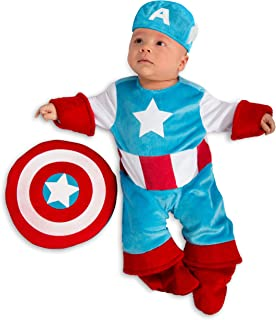 Marvel Captain America Infant Costume