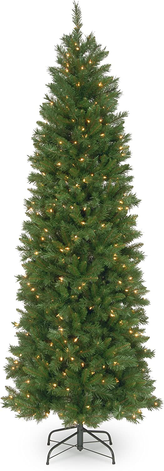 National Tree Company Pre-lit Includ Christmas Artificial New color latest