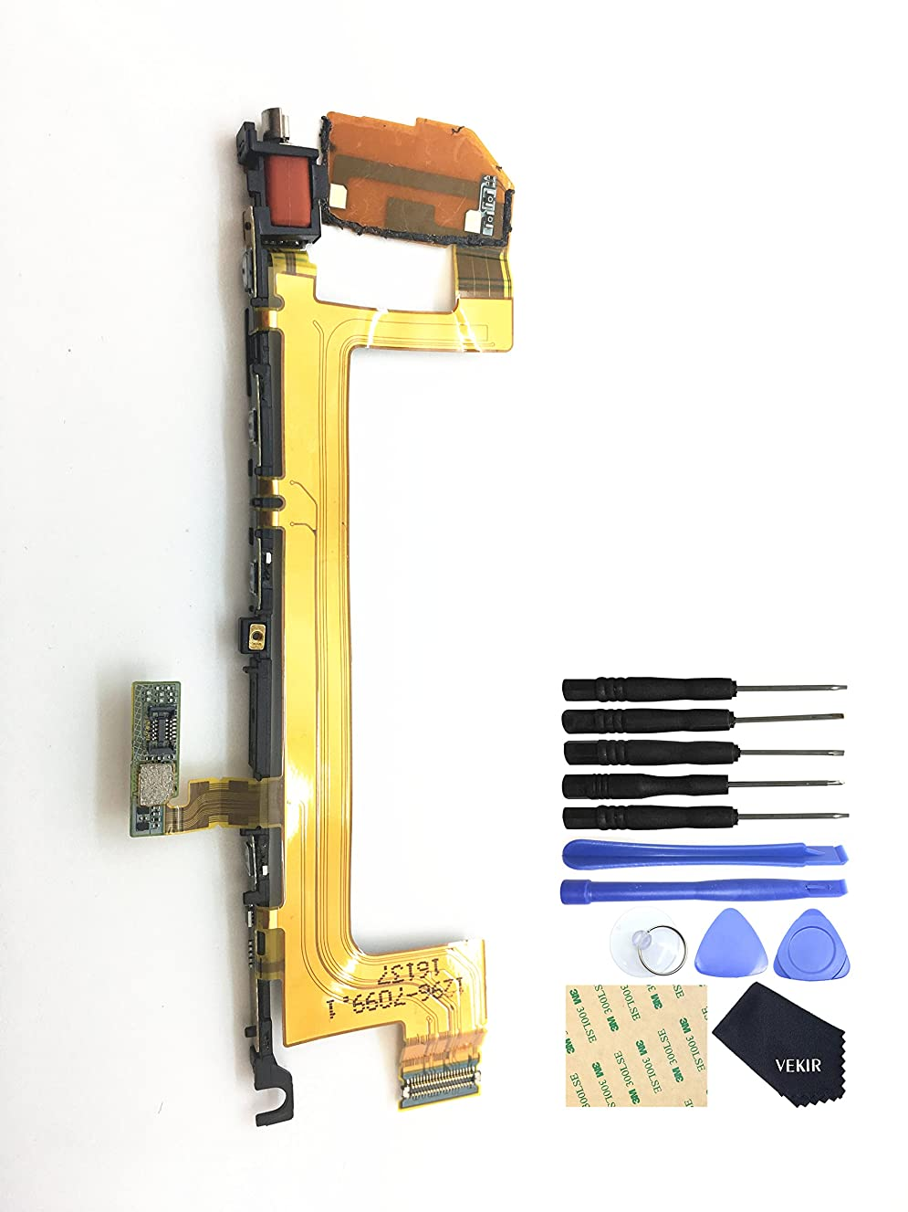 VEKIR On Off Flex Cable Replacement for Sony Xperia X