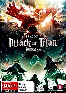 Attack on Titan: Season 2 | Anime | NON-USA Format | PAL Region 4 Import - Australia