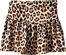 Kate Spade New York Kids - Classic Leopard Skirt (Toddler/Little Kids)