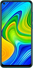 Redmi Note 9 (Aqua Green, 6GB RAM 128GB Storage) - 48MP Quad Camera & Full HD+ Display