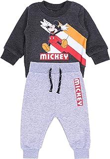 Chándal Gris de niño Mickey Mouse Disney