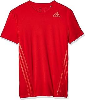 cliente Increíble dispersión  Amazon.es: camisetas adidas - Rojo