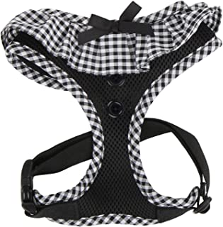 Puppia Vivien Harness A, Small, Black
