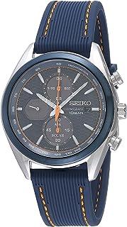 Seiko Reloj Caballero Solar Macchina Sportiva
