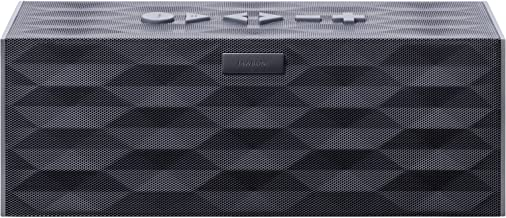 Jawbone BIG JAMBOX Wireless Bluetooth Speaker - Graphite Hex - Retail Packaging (Discontinued by Manufacturer)